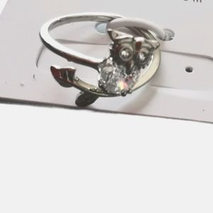 🍀3/$30 Owel ring